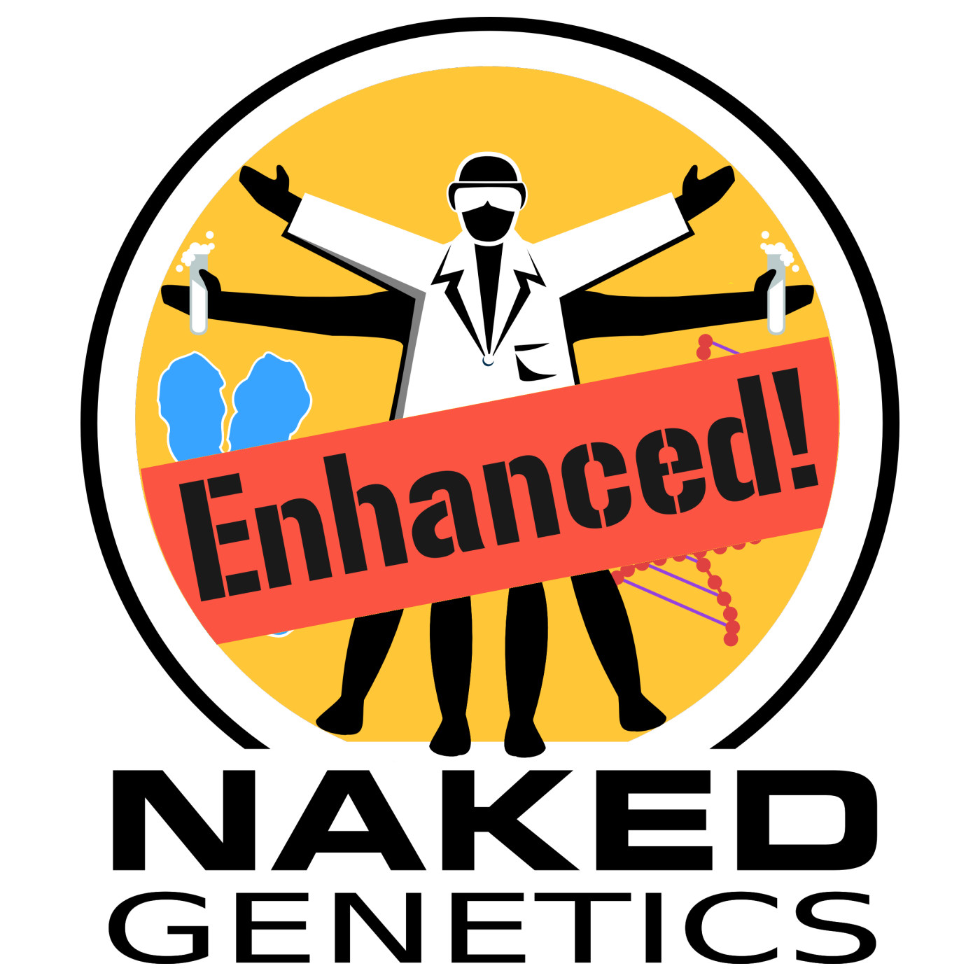 Naked Genetics Enhanced - from the Naked Scientists