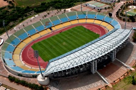 Royal Bafokeng stadium, South Africa