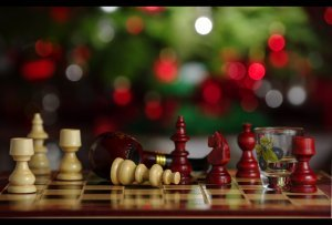 Chess christmas