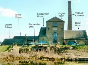 The Stretham Pumping Engine