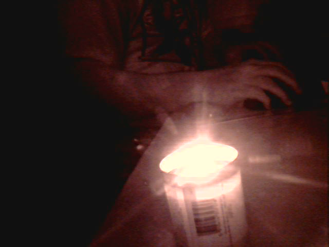 A Candle in IR