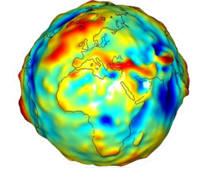 Earth gravity model