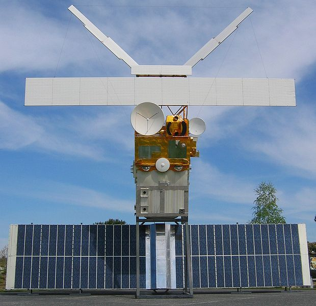 Earth Obs Satellite