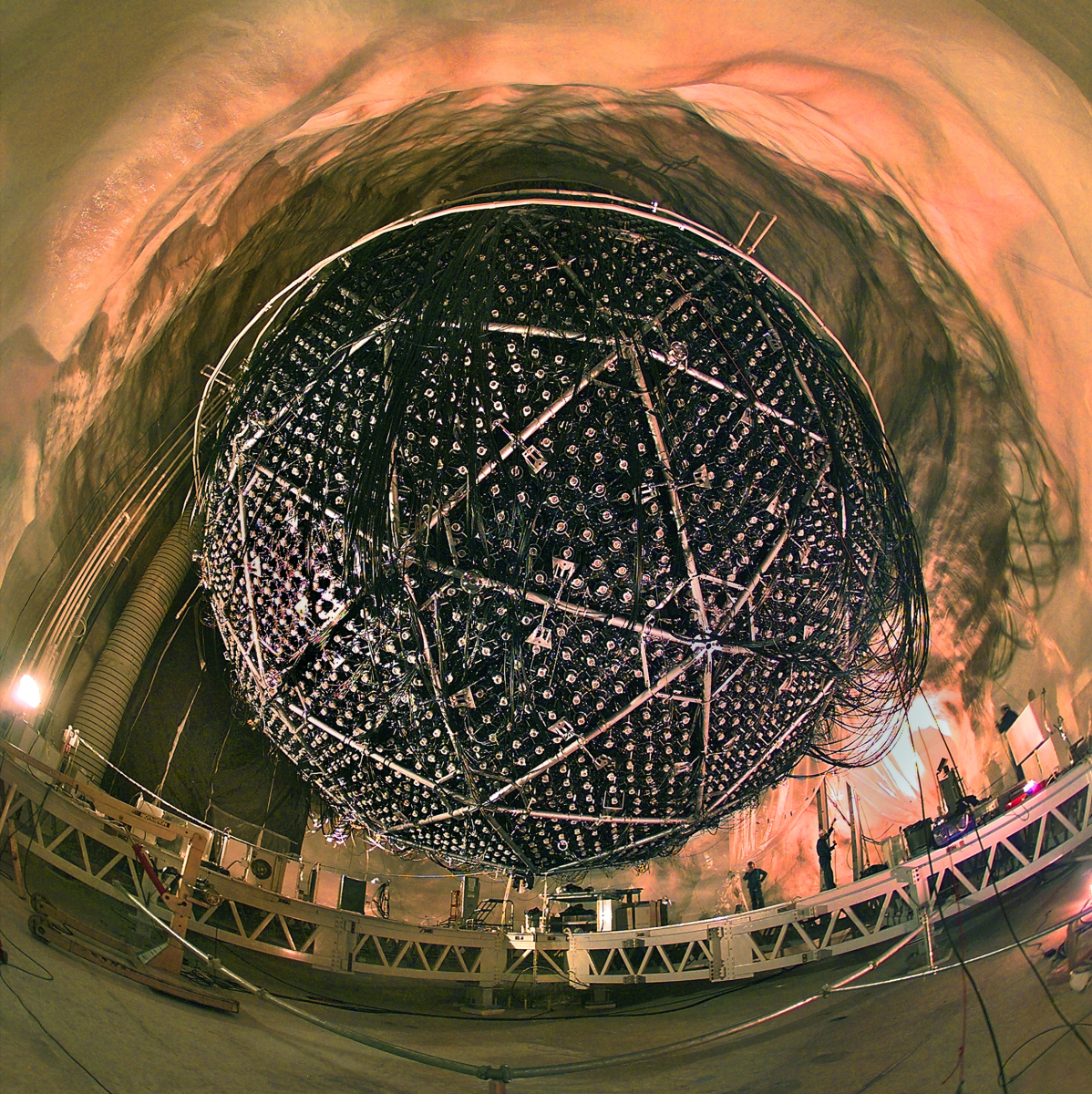 The Sudbury Neutrino Observatory (SNO)