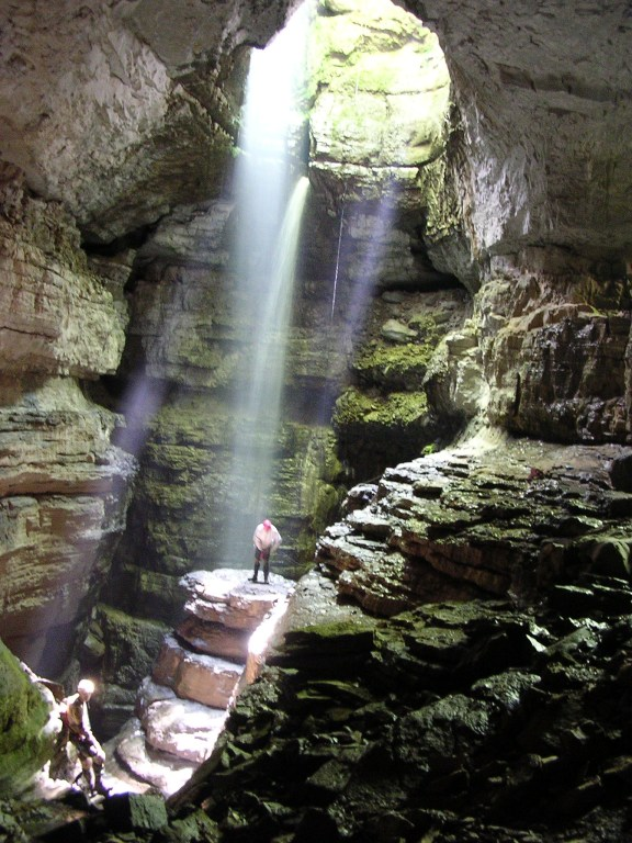 A Cave in Alabama