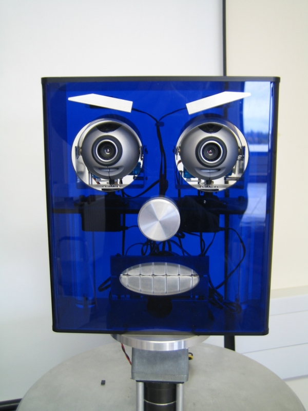 Pi - the talking robot