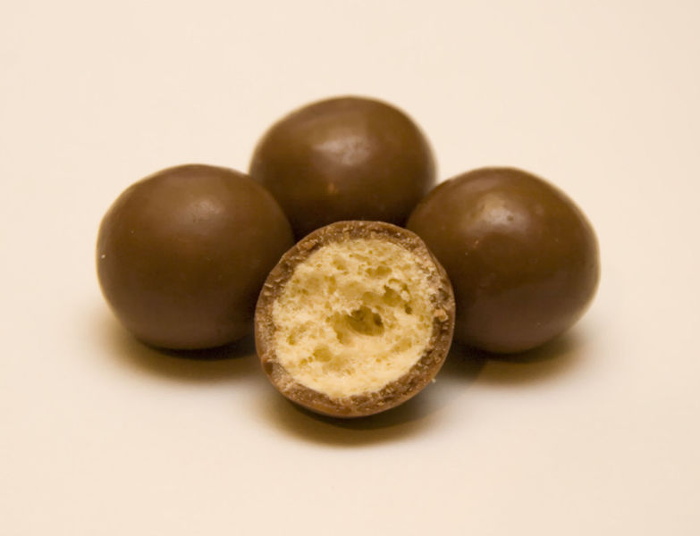 The Cross Section of a Malteser