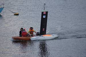 World Robotic Sailing Championships 2012