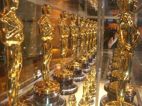 The Oscar Statuettes
