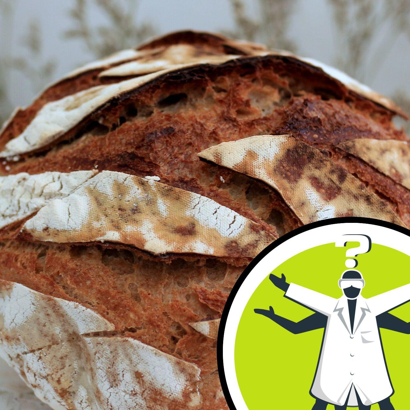 Is sourdough bread a healthy option?