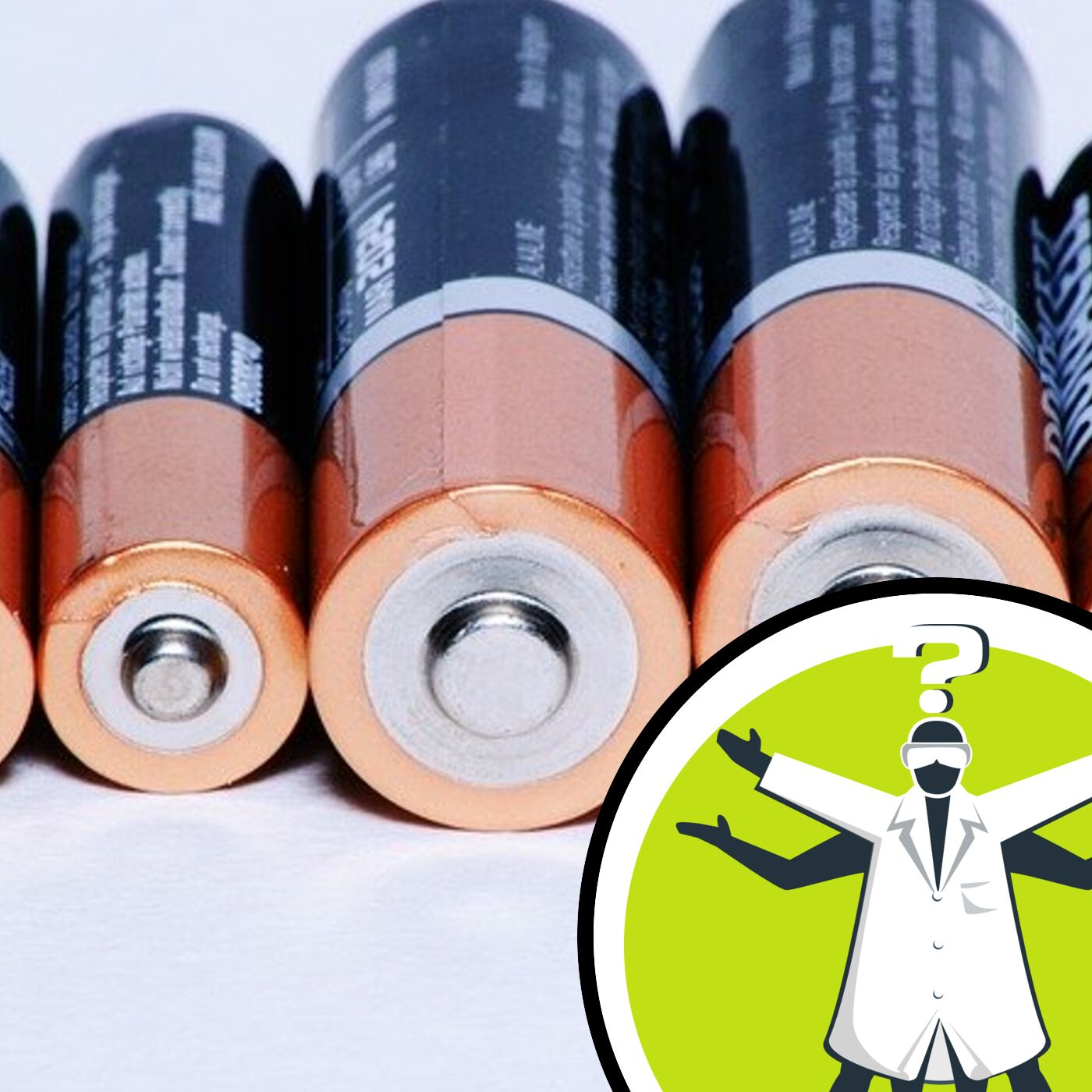 Why aren't all batteries rechargeable?