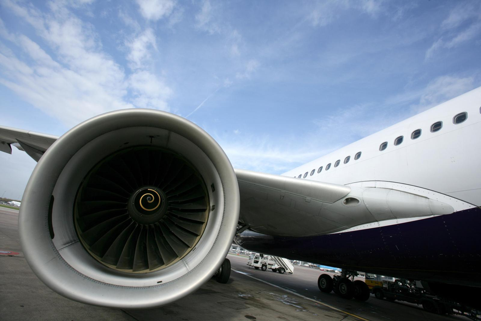 The Rolls-Royce Trent 700