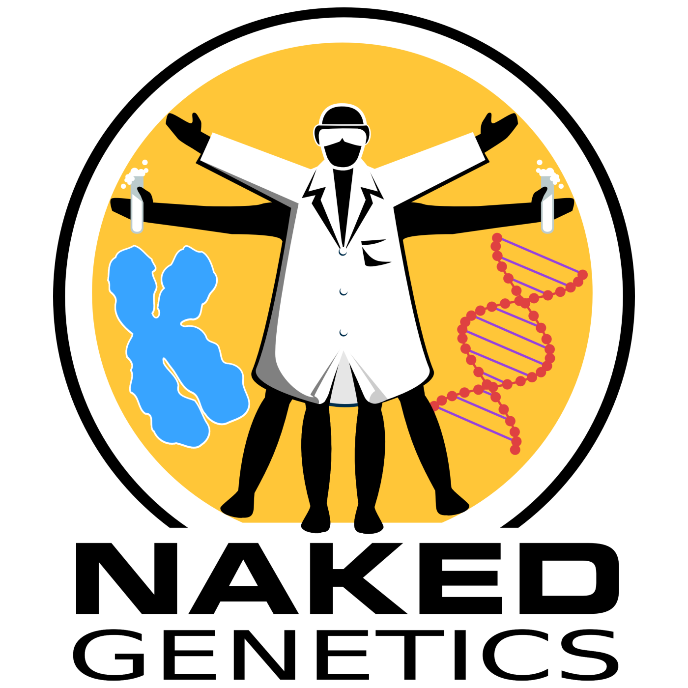 Naked Genetics, from the Naked Scientists