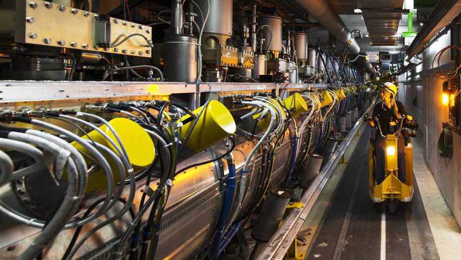 The next particle accelerator will be three times larger than the LHC, with double-strength magnets enabling researchers to smash particle beams together with a power equivalent to 10 million lightning strikes.