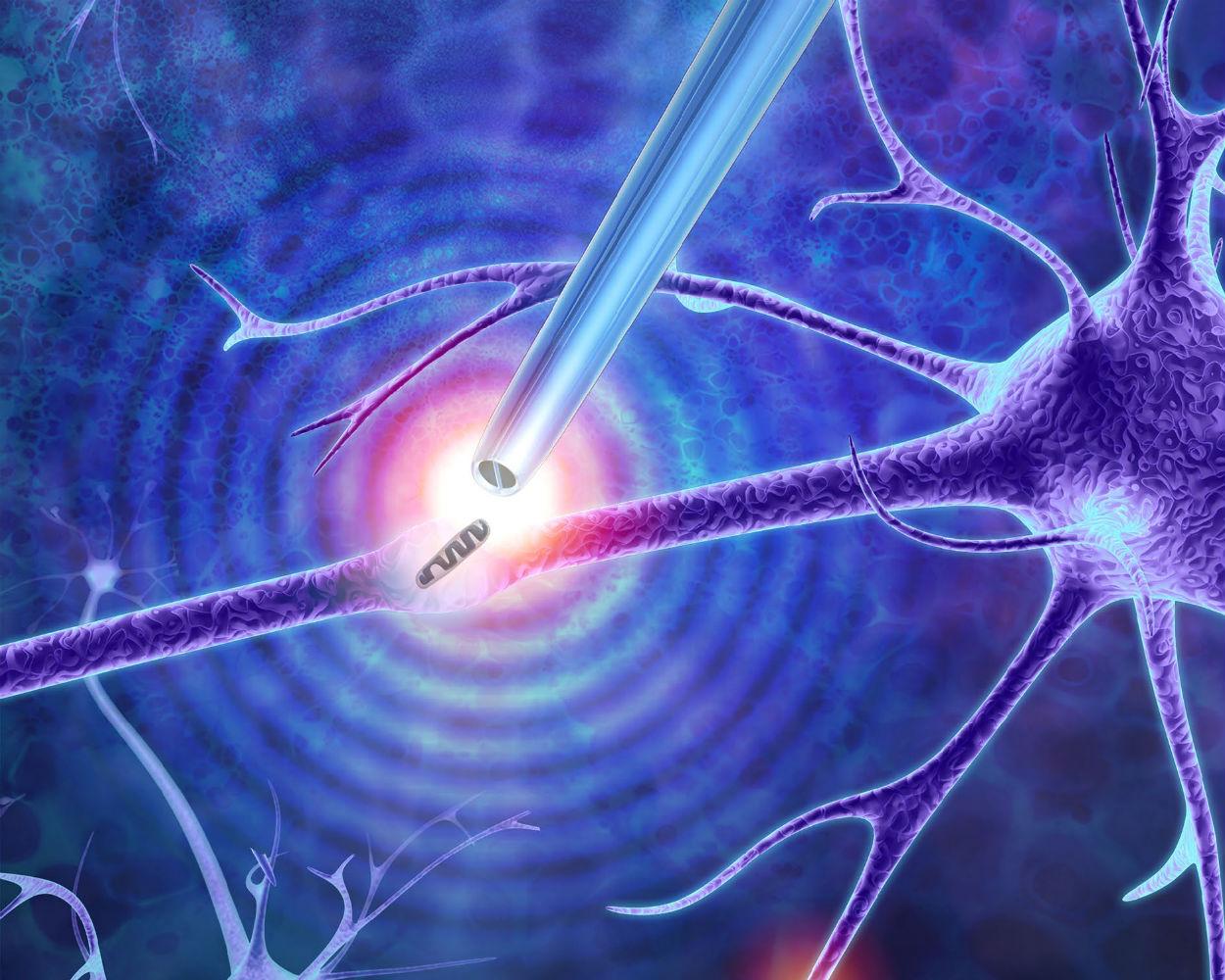 nanoscale tweezers
