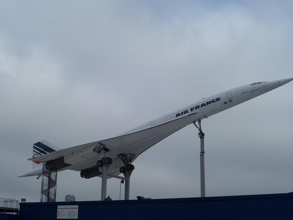 Air France's Concorde plane