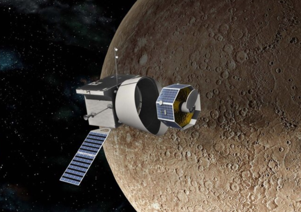 The BepiColombo Probe is Europe's forthcoming mission to Mercury.