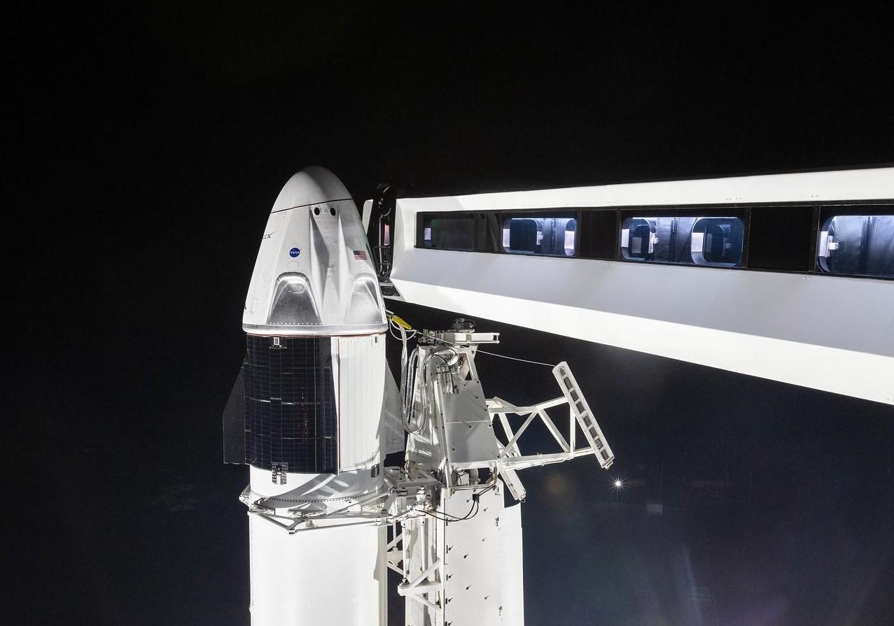 Dragon spacecraft