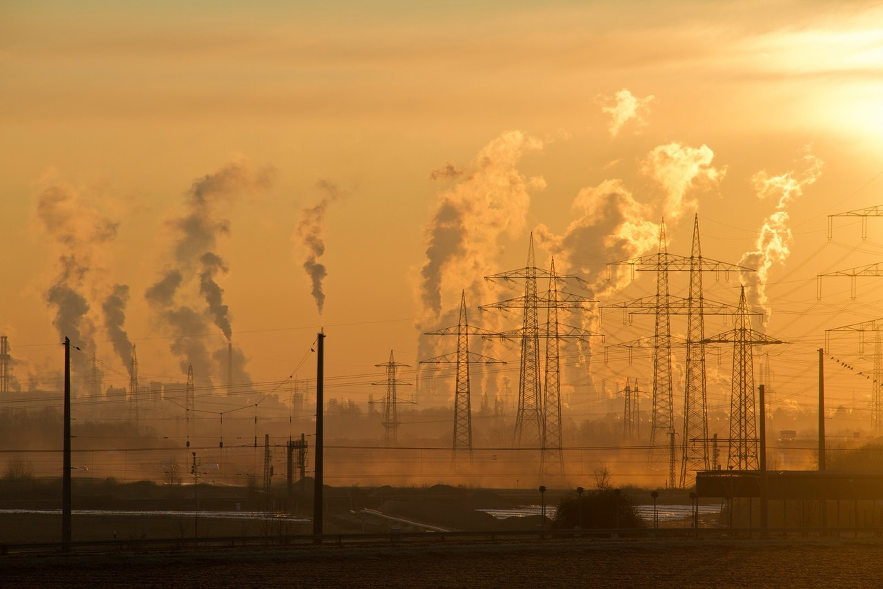 Industry and air pollution