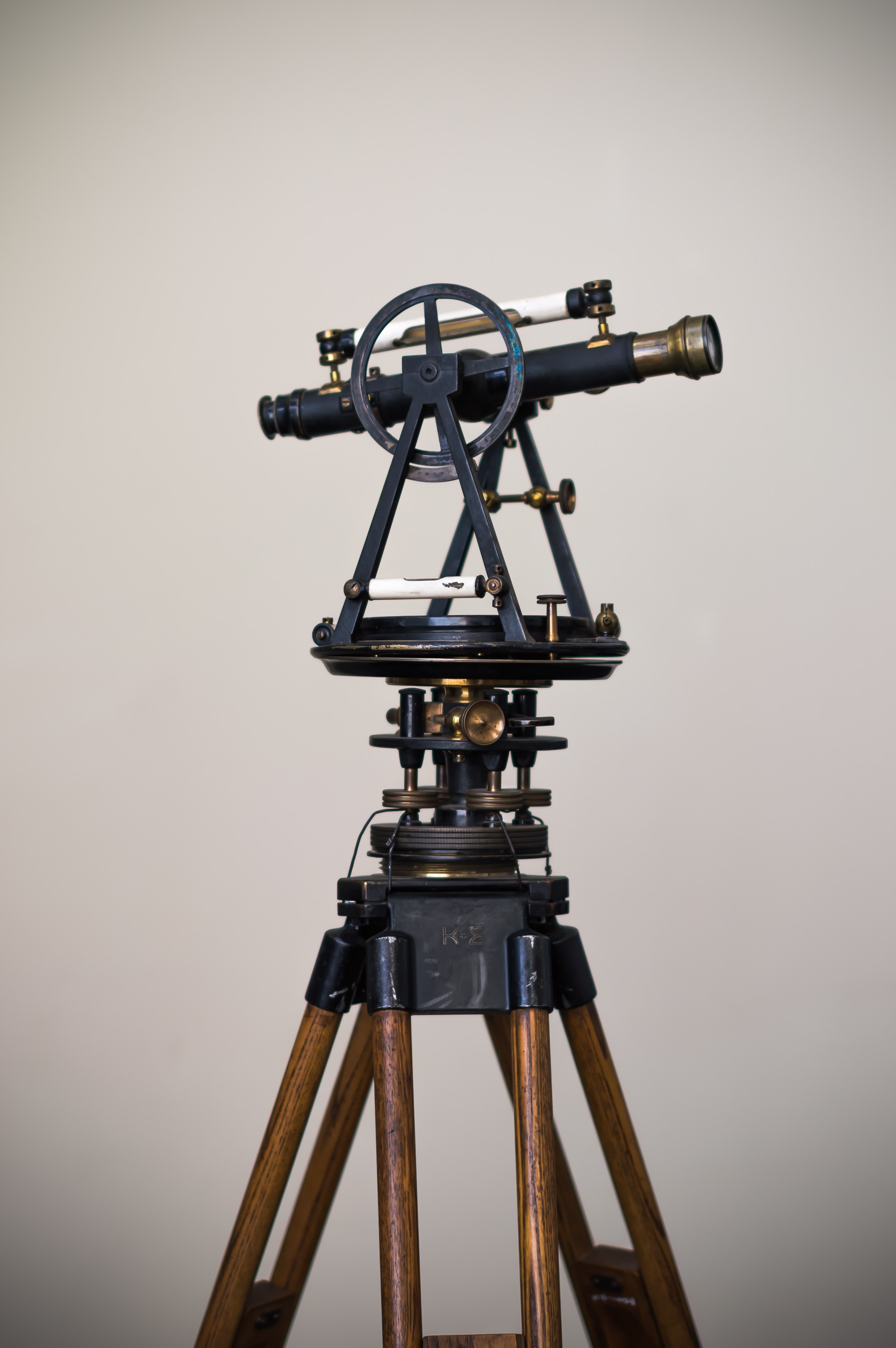 Old style telescope