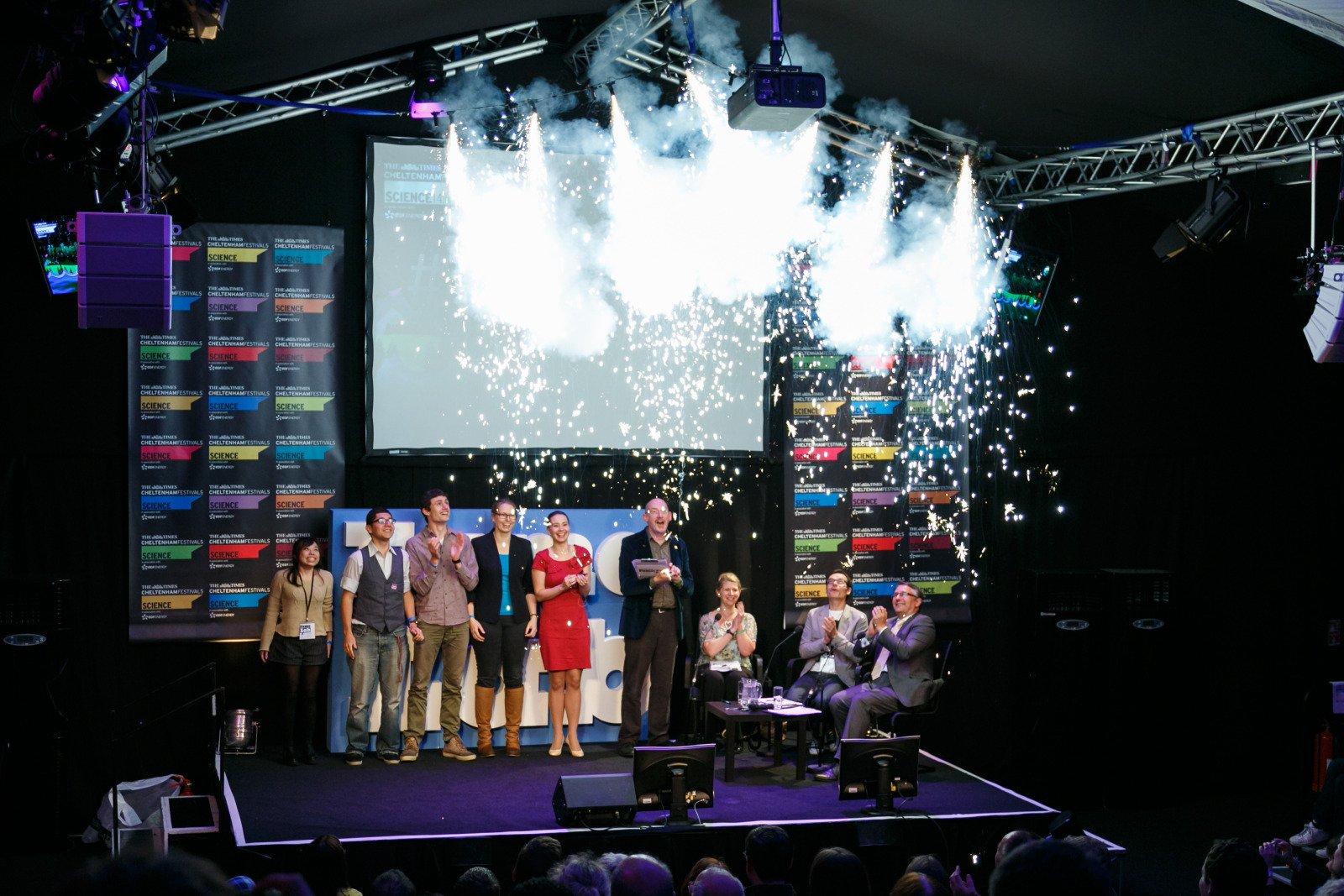 FameLab International Semi-Final 2014