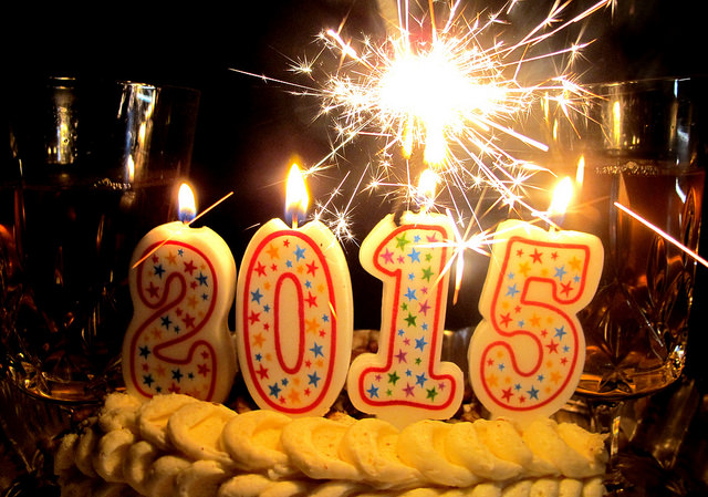 2015 Candles