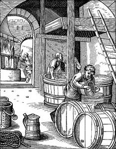 A 16th Century Brewer