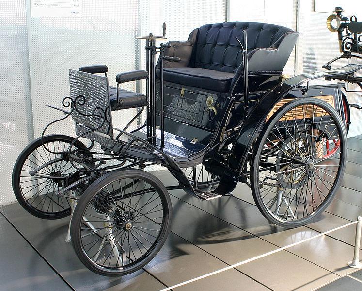 Benz Patent-Motorwagen \Velo\