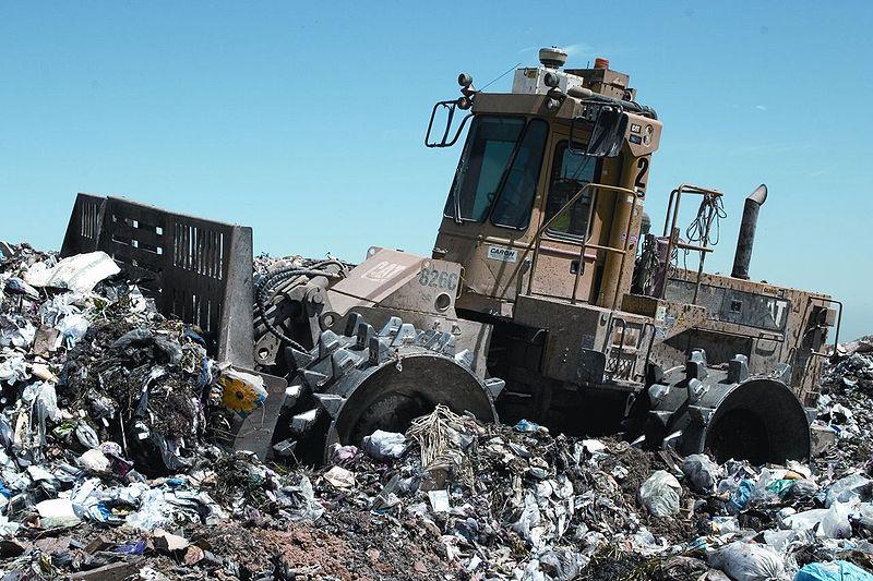 rubbish compactor
