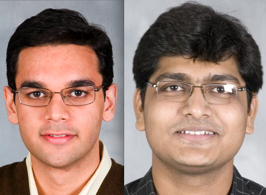 Harshal Mathur & Ayan Bhowmik's picture