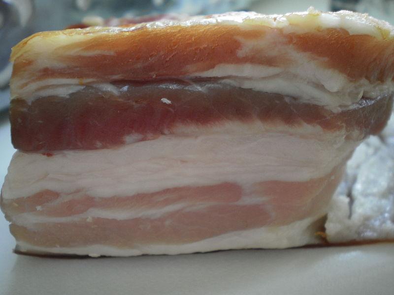 Some bacon