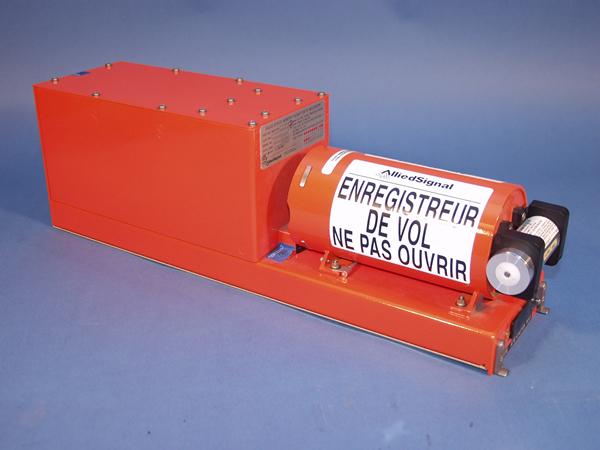 Aircraft flight Data Recorder or Black Box