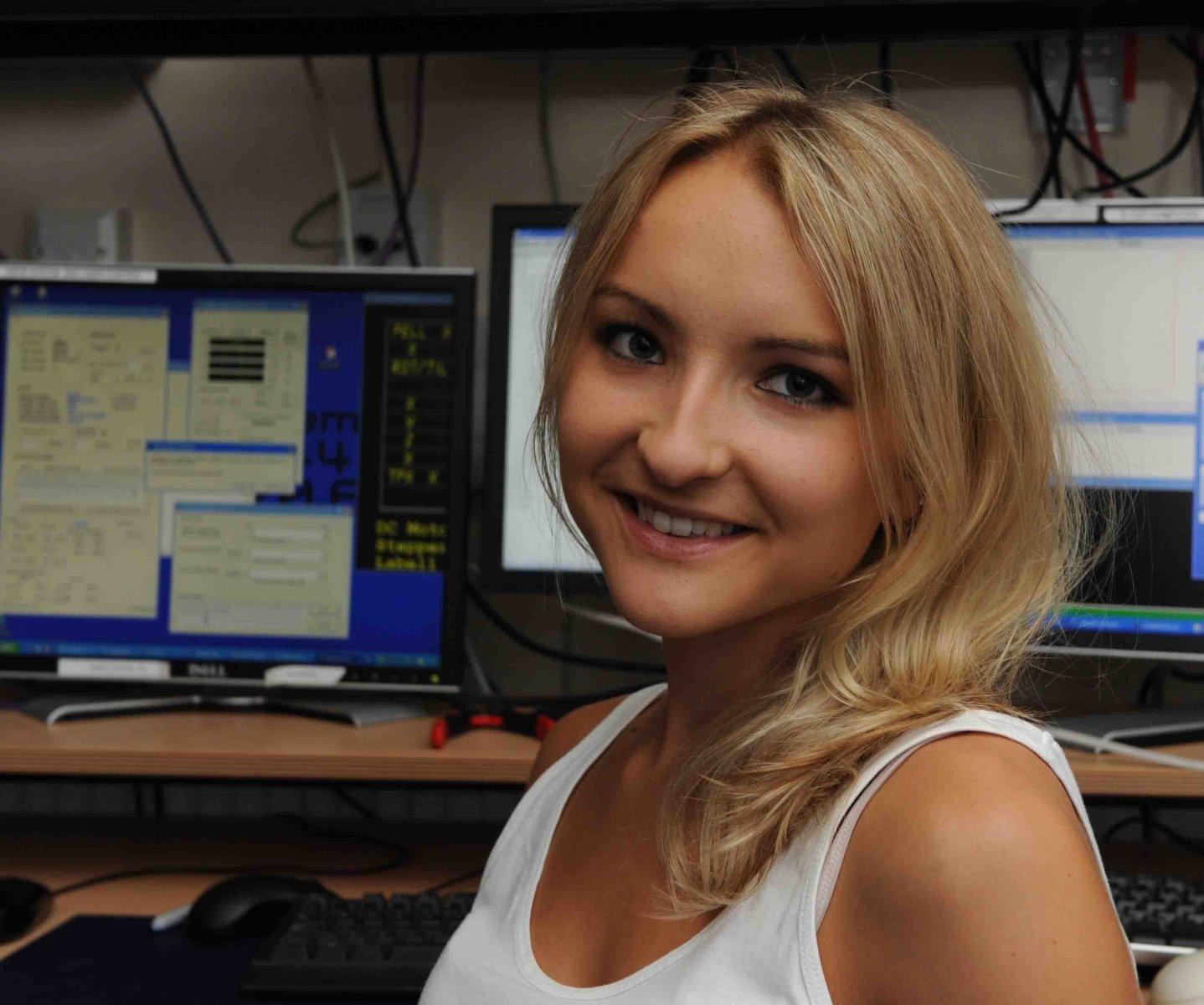 Dr Ceri Brenner, Central Laser Facility, Rutherford Appleton.