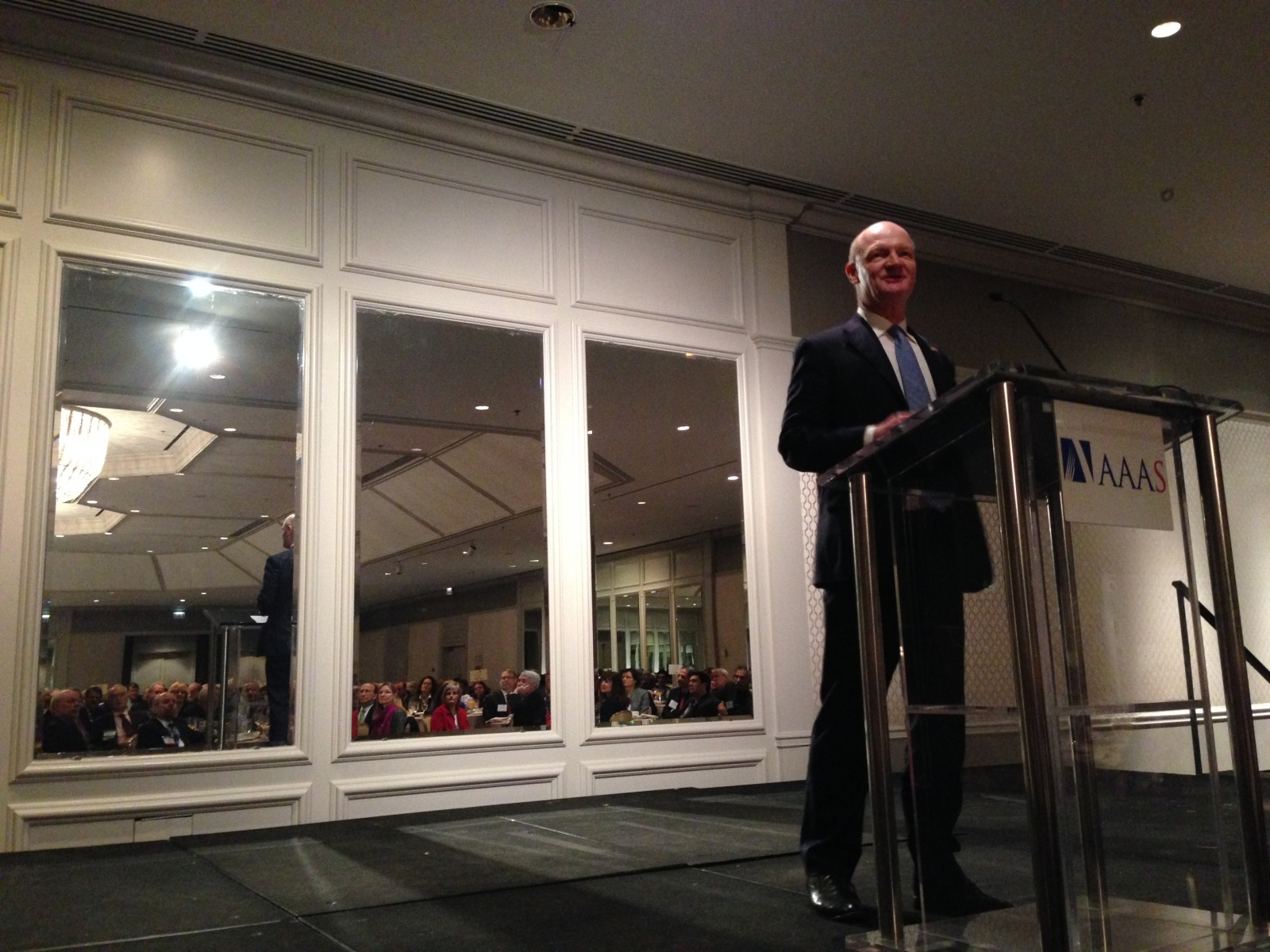 UK Minister for Universities and Science, David Willetts