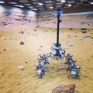 Bruno, the ExoMars Rover