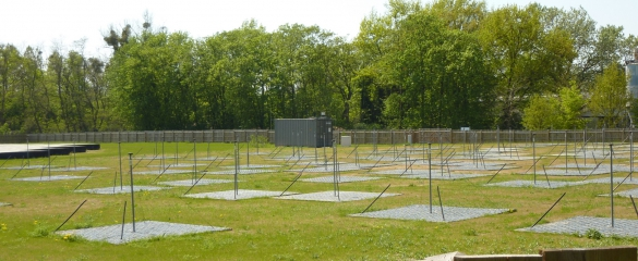 The Low-Frequency Array acts as a real-world time-machine to look back to the time before galaxies were formed.