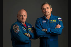 NASA Astronaut and Cosmonaut