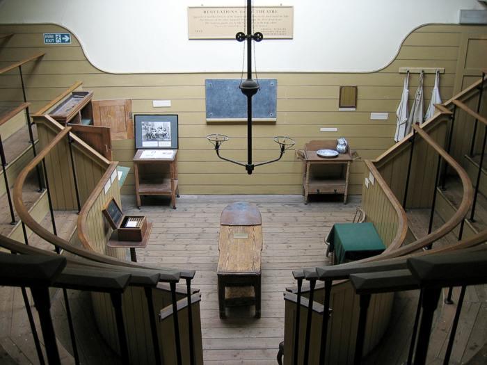 Herb Garret Old Operating Theatre