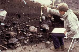 The excavation at which Inuk's remains were found