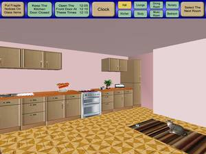 UEL Virtual bungalow_hall