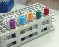 Vacutainer tubes