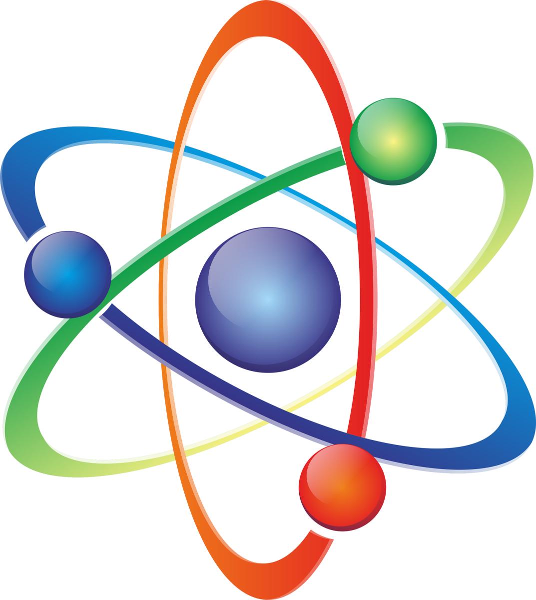 Atom cartoon