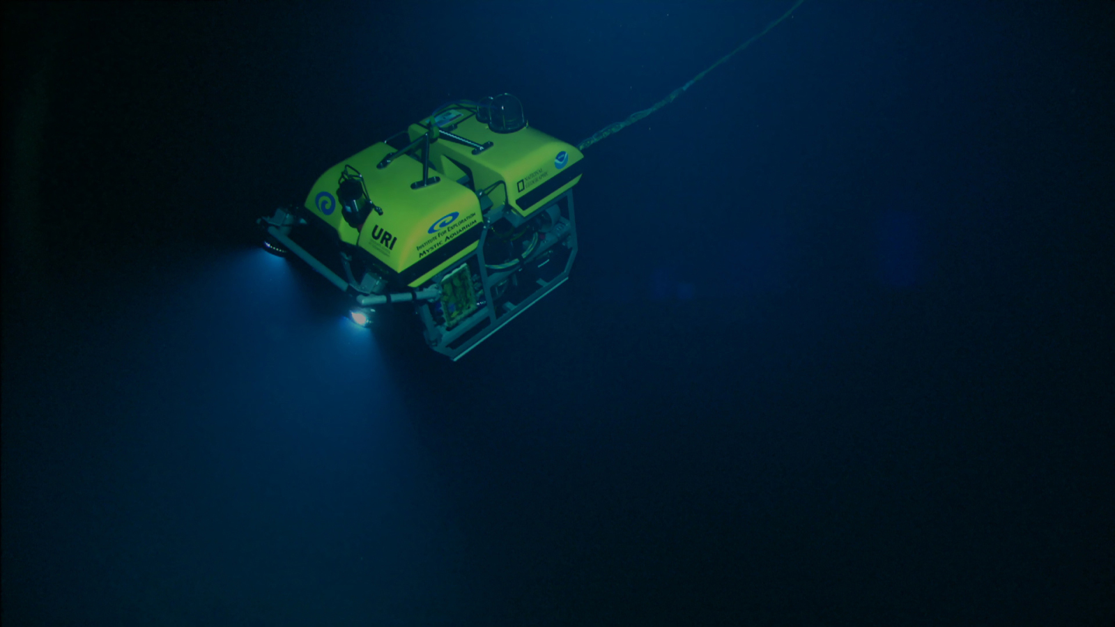 NOAA Okeanos Explorer Program, deep sea sub