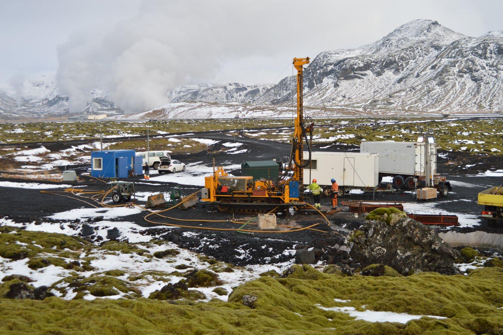 CarbFix I pilot CO2 injection site