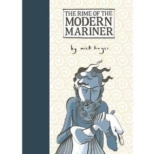 Cover Rime of Modern Mariner by Nick Hayes