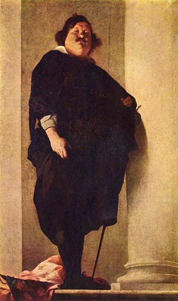 \The Tuscan General\ by Alessandro del Borro, 17th century