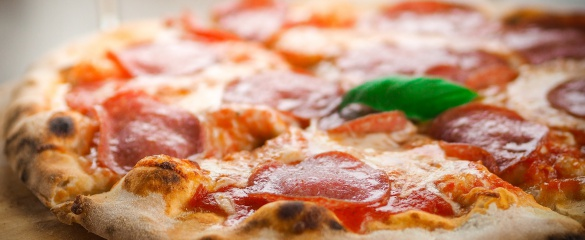 Research into food satisfaction found that people who stuck to one pizza brand were likely to find it more filling compared to people who regularly switch brands.