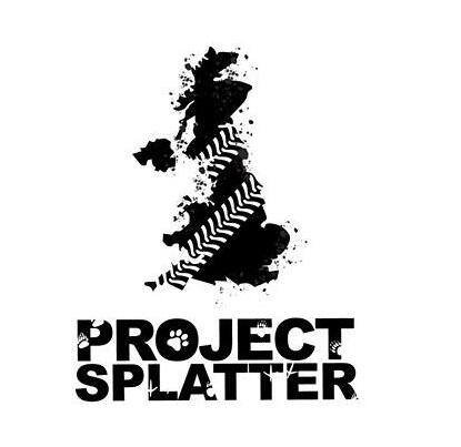 Project Splatter Logo