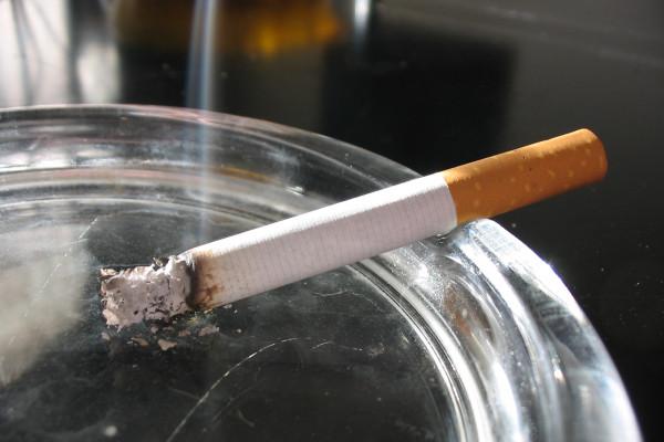 A cigarette. Highly addictive.