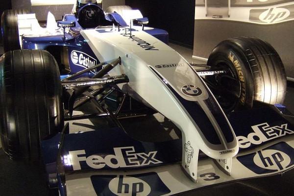 William FW25 F1 Car